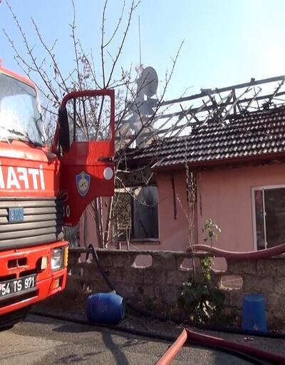 Yangında iki çocuk feci şekilde can verdi