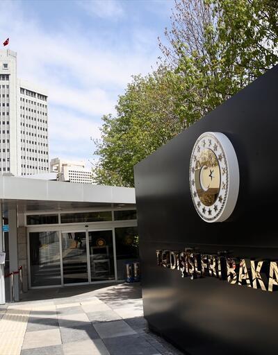Dışişleri Bakanlığı'ndan Kuran-ı Kerim'e yapılan saygısızlığa tepki