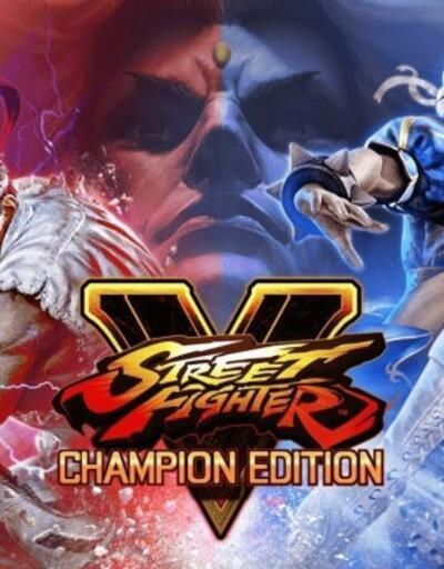 Street Fighter V Champion Edition duyuruldu