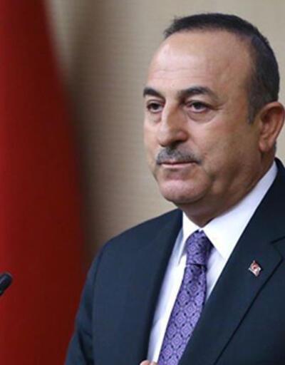 Son dakika... Bakan Çavuşoğlu'ndan ABD'nin Batı Şeria kararına sert tepki
