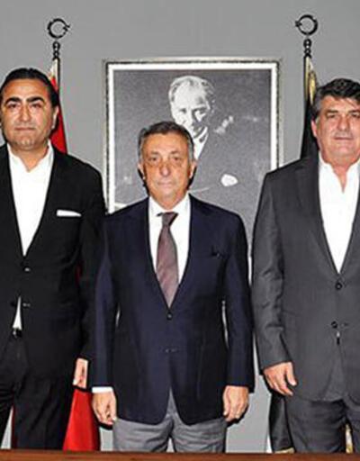 Ahmet Nur Çebi eski yöneticilerle görüştü