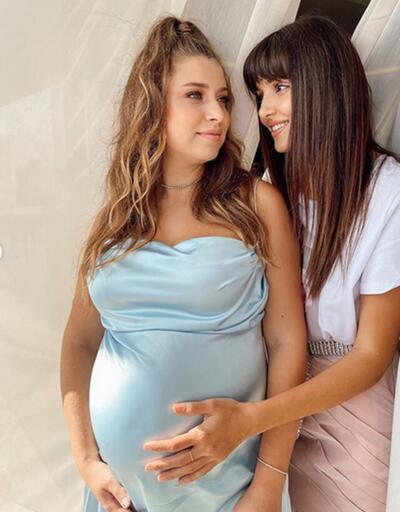 Gamze Erçel anne olmak için gün sayıyor