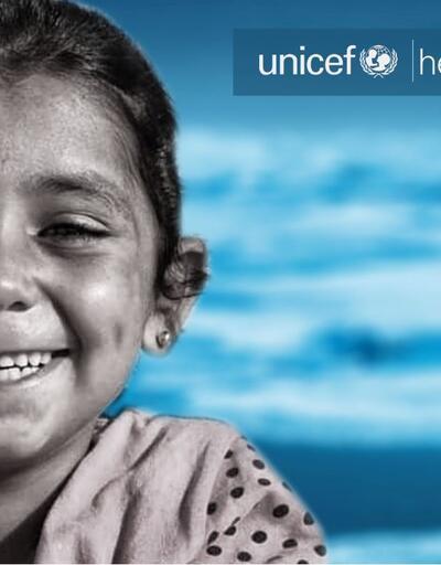 Unicef'ten Dünya Çocuk Hakları Günü paylaşımı
