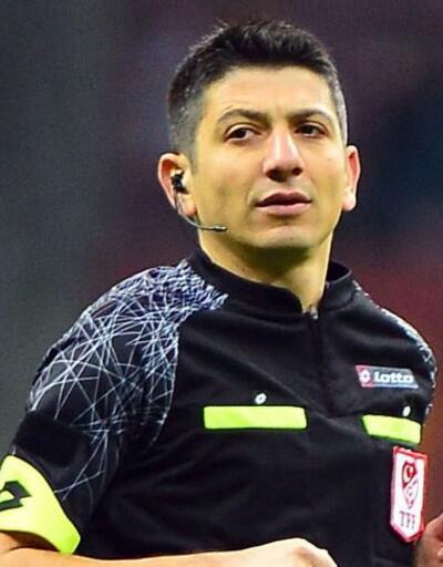 Galatasaray-Başakşehir maçının hakemi açıklandı