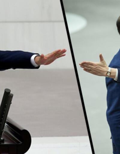 AK Parti'li Zengin ve CHP'li Özkoç'un tartışması tutanaklara yansıdı