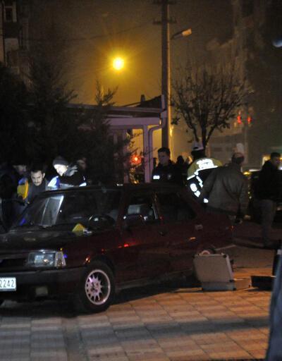 Karaman'da korkunç olay: Arkadaşının boğazını kesti