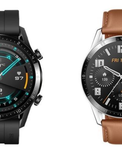 Huawei Watch GT 2: Şık tasarım ve kullanışlılık