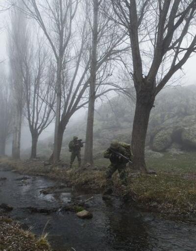Son dakika... Irak'ın kuzeyinde 5 PKK'lı terörist etkisiz hale getirildi