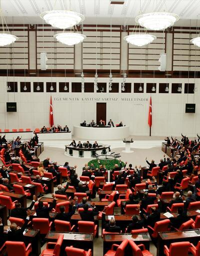 Yeni vergi düzenlemesi Genel Kurul'da kabul edildi