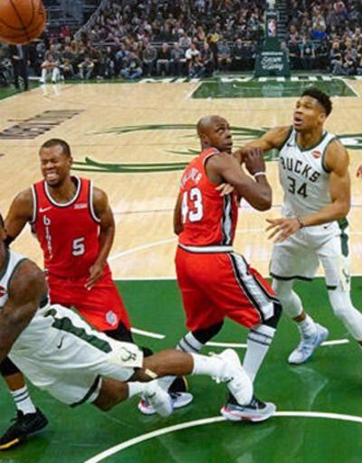 Bucks seriyi 6 maça çıkardı