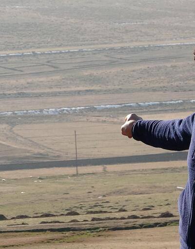 Yer: Erzurum... Tarladaki yazının sırrı çözüldü