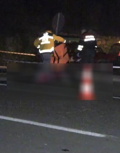 Sakarya'da kaza 2 can aldı
