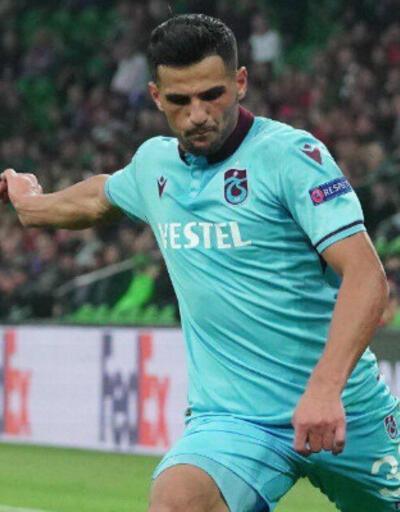 Trabzonspor'da Abdurrahim Dursun da sakatlandı