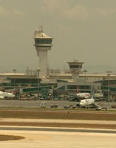 Havalimanının yeni projesi hazır