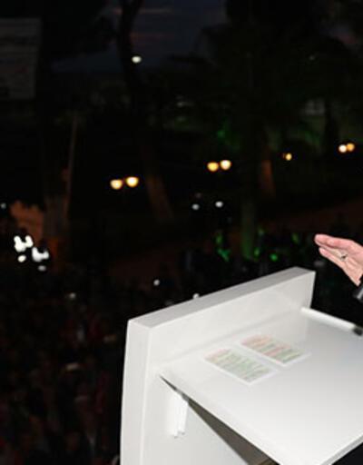 Cumhurbaşkanı Erdoğan İzmir'de müjdeyi verdi