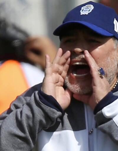 Maradona son kararını verdi