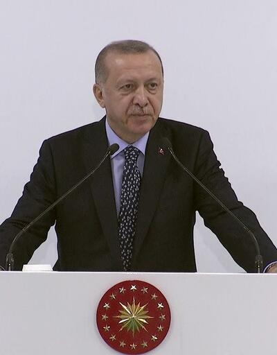 Cumhurbaşkanı Erdoğan İzmir'de açıklamalarda bulundu