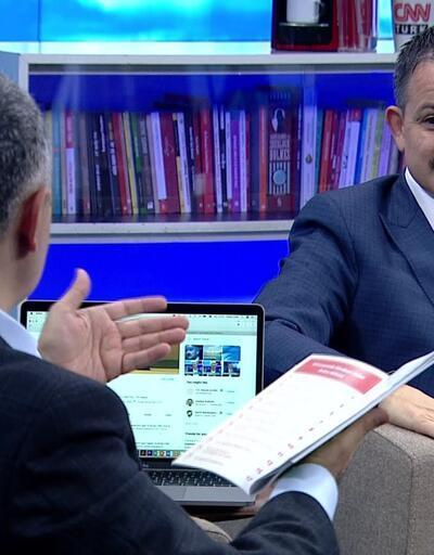 Son dakika... Bakan Pakdemirli'den CNN TÜRK'te önemli açıklamalar