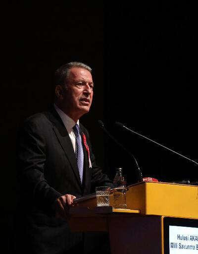 """Milli Savunma Bakanı Akar'dan """"Libya"""" mesajı:"""