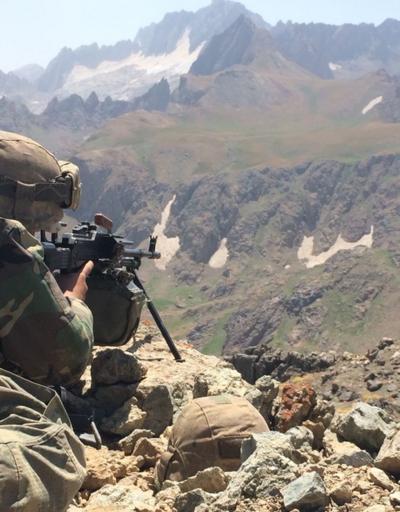 Son dakika: Bakanlık açıkladı! 5 PKK'lı terörist etkisiz hale getirildi