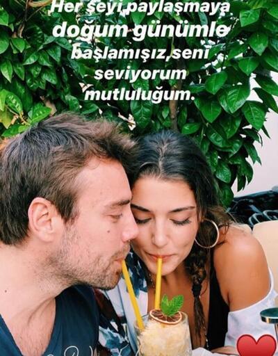 Murat Dalkılıç aşka geldi: Dünya güzeli sevgilim