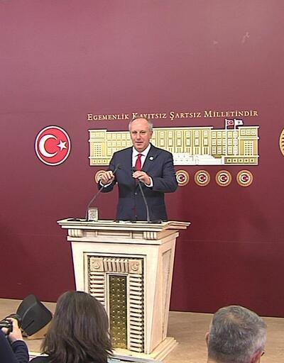 İnce, Ahmet Hakan'a konuştu