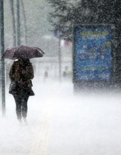 Antalya Valiliği'nden fırtına ve yağış uyarısı
