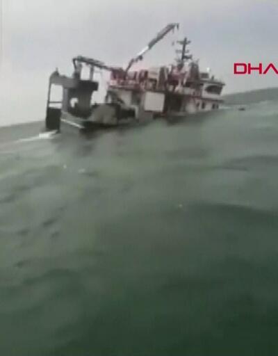 Son dakika... Moritanya'da Türk balıkçı gemisi battı