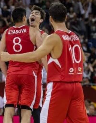 Türkiye'nin 2020 Tokyo Olimpiyat Elemeleri'nde rakipleri belli oldu