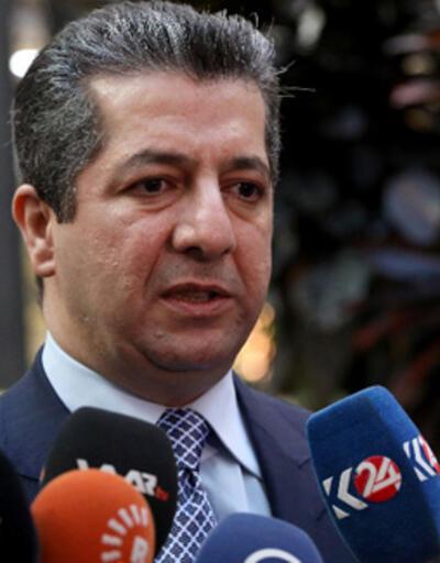 IKBY Başbakanı Barzani Ankara'ya geliyor