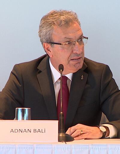 Adnan Bali: Geleceğe daha umutlu bakıyoruz