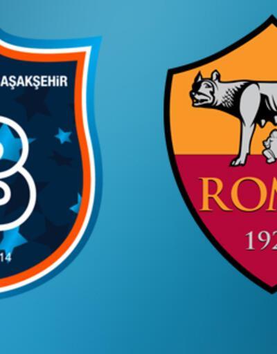 Başakşehir Roma maçı ne zaman, saat kaçta, hangi kanalda canlı izlenecek?