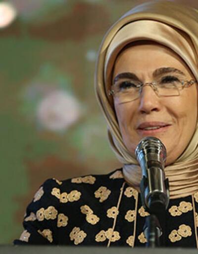 Emine Erdoğan TRT World Citizen İnsani Yardım Ödül Töreni'ne katıldı