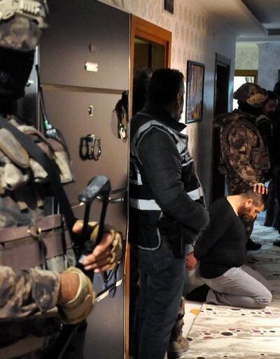 Son dakika: Ankara'da organize suç örgütüne operasyon! 34 kişi gözaltına alındı...