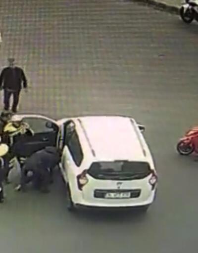 Dili boğazına kaçan sürücüyü polisler kurtardı, sürücü o anları böyle anlattı
