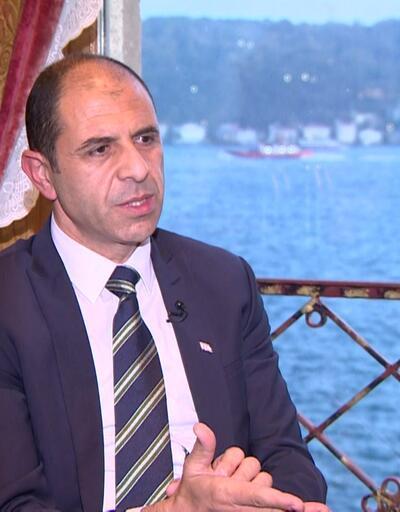 Kudret Özersay: KKTC ve Türkiye'yi sıkıştırmaya çalışıyorlar