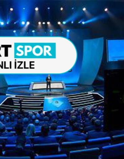 TRT Spor Canlı TV sayfası: EURO 2020 | TRT Spor frekans bilgileri