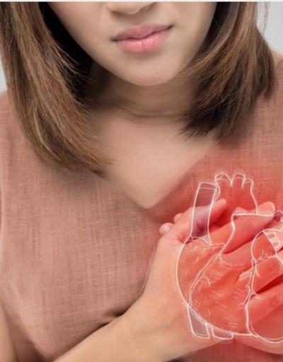 Kalp krizinin ilk belirtisi...