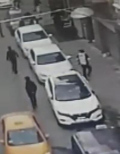 İnternet kafe saldırısı kamerada