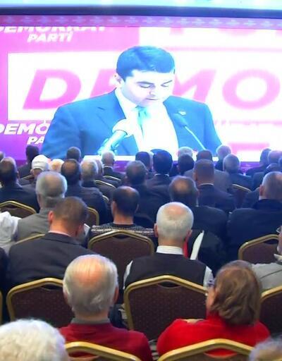 DP Temsilciler Meclisi toplandı