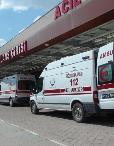 Çobanbey'de zırhlı araç devrildi: 3 asker yaralı