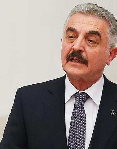 """MHP Genel Sekreteri Büyükataman: """"Bahçelihakkında psikolojik harekat tertip edilmiştir"""""""