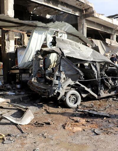Son dakika... İdlib'de rejimin saldırıları devam ediyor: 14 sivil hayatını kaybetti, 27 kişi yaralandı