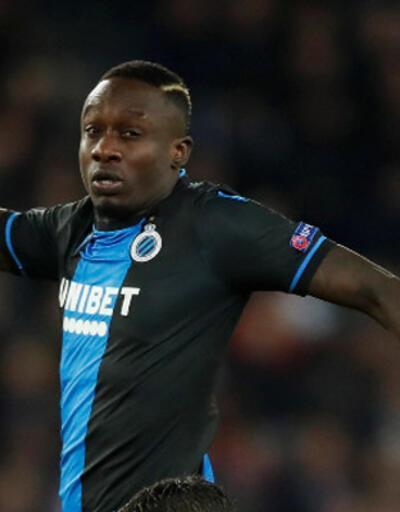 Mbaye Diagne arabasını da Belçika polisine kaptırdı