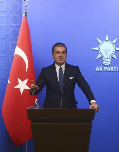 AK Parti Sözcüsü Çelik: Cumhurbaşkanımız yasayı veto etti
