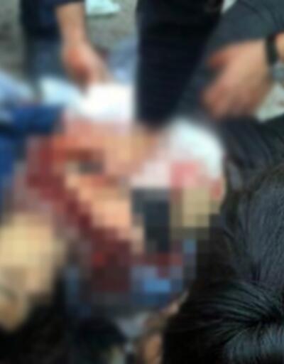 Eşini sokak ortasında öldürmüştü! Tutuklandı