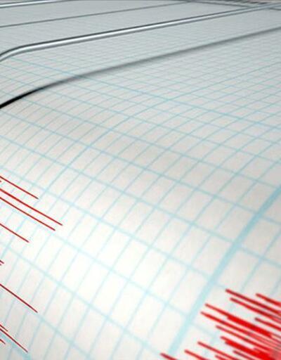 Akdeniz'de 3.3büyüklüğünde deprem