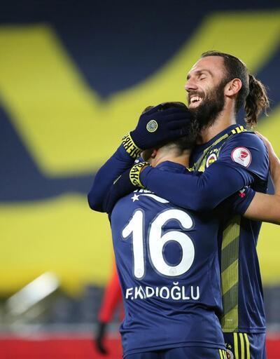 Fenerbahçe'den İstanbulspor'a 4 gol