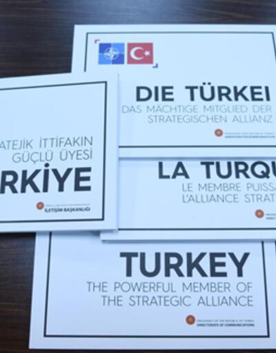 Cumhurbaşkanı Erdoğan'dan liderlere 4 dilde kitapçık