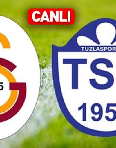 Galatasaray Tuzlaspor CANLI YAYIN